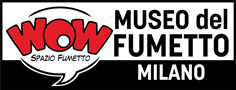 Logo Museo Fumetto Milano - WOW